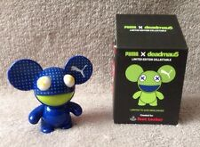 BLUE PUMA FOOTLOCKER DEADMAU5 Ltd Edit Collectible Mini Figure RARE & DELETED