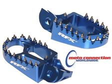 RFX Pro Footrests (Blue) Husqvarna TC125 / FC 250/350/450 2016 / 2017 FXFR 70300