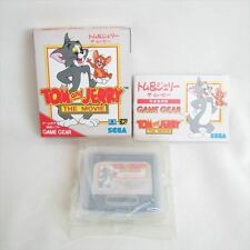 TOM AND JERRY THE MOVIE Game Gear SEGA Import JAPAN Video Game gg