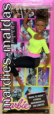 Barbie Made to Move gelbes Top DHL83 Fitness NEU/OVP Puppe