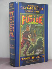 1st, The Collected Captain Future Volume 3: Man of Tomorrow by Edmond Hamilton
