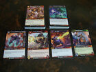 World Of Warcraft---Tomb & Elements---Lot Of 42---Dupes---NrMt