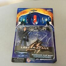 1997# VINTAGE LOST IN SPACE ACTION FIGURE DON WEST BATTLE ARMOR#MOSC