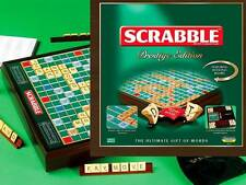 SCRABBLE PRESTIGE EDITION Family Board Game Birthday Christmas Gift ON SALE