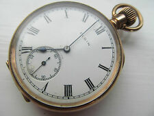 Vintage Elgin open face  pocket watch