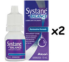 Systane Balance eye drops 20ml (2 x 10ml) Alcon FREEPOST