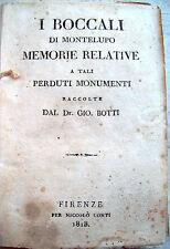 1818 CERAMICA. STORIA DEI FAMOSI BOCCALI DI MONTELUPO FIORENTINO