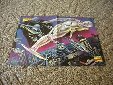 """Silver Surfer Weapon Zero Double Sided Poster Wizard 14"""" x 10"""""""