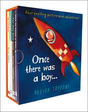 Once there was a boy...: Boxed Set | Oliver Jeffers