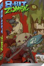 8 Bit Zombie Full Byte Tp by Perry, Fred -Paperback