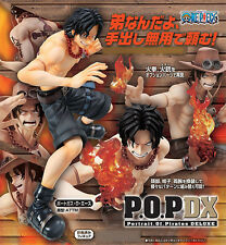 Megahouse One Piece POP NEO DX D ACE 1/8 PVC Figure
