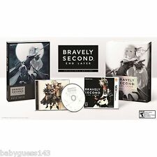 Bravely Second: End Layer Collectors Edition 3DS *EXPEDITED SHIPPING*