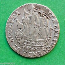 1768 - Netherlands - Silver 6 Stuivers - SNo39577