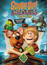 Scooby-Doo! Adventures: The Mystery Map (DVD, 2014) New
