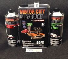 Transtar Motorcity Clearcoat 8041 with 8004 Or 8014 Activator! Free Shipping!