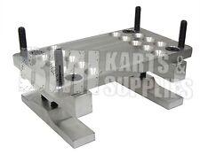 Light Weight 5 Degree Motor Mount Plate Go Kart Racing Cart Drift Trike Parts