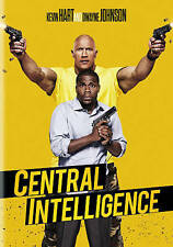 Central Intelligence (DVD 2016) NEW* Action, Comedy* PRE-ORDER 09/27/16