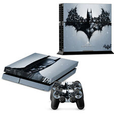 Sticker Skin For PS4 PlayStation 4 Console+Controller Cover Vinyl Decal Batman