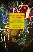 Autobiography of a Corpse (New York Review Books Classics)-ExLibrary