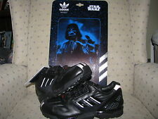 ADIDAS ORIGINALS STAR WARS DARTH VADER ZX8000 Skywalker Solo Yoda Jedi Sz US 8.5