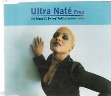 ULTRA NATE - FREE (5 track CD single)