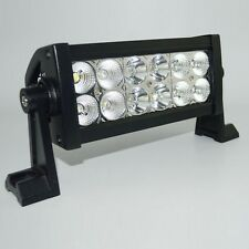7/9 inch 36W Led Work Light Bar Spot Flood Offroad 4X4 boat tractor SUV 18W 72W