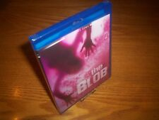THE BLOB Blu-ray rare OOP Twilight Time US import region a free abc (no UK vrsn)