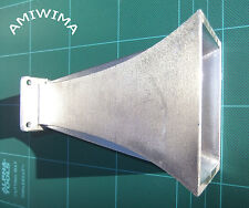 Horn antenna X-band 8.2 12.4 GHz WR-90 Waveguide 17.7dBi 10GHz Microwave Link