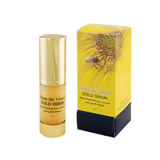 NZ Active Bee Venom Gold Essence with 24 Karat Gold, Aloe Vera Lavander Oil 30ml