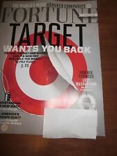 FORTUNE MAGAZINE MARCH 1  2015 TARGET WANTS YOU BACK ON COVER BRAND NEW