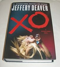 XO: A Kathryn Dance Novel: by Deaver, Jeffery ~ 2012 HC/DJ ~ Large Print