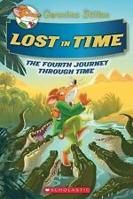FREE 2 DAY SHIPPING | Lost in Time (Geronimo Stilton Journey Through , HARDCOVER