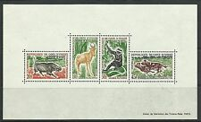 IVORY COAST. 1963. Tourism (Animals) Miniature Sheet. SG: MS236a. MNH.