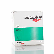 Zhermack Zetaplus Putty C-Silicone Dental Impression Material Huge 900ml Jar