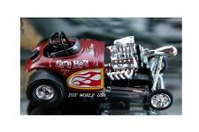 '01 100% Hot Wheels Fuel Altereds Vintage Drag Pure Hell