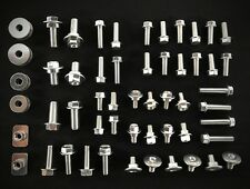 70pc BOLT KIT FOR PLASTICS HONDA CR 60 80 85 125 250 480 500 CRF 150 250 450
