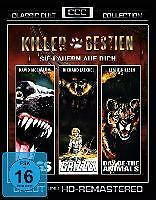 Killer Bestien Box (Grizzly/Dogs-Killerhunde/Panik in der Sierra Nova) 3 DVDs