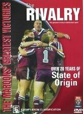 The Rivalry - Over 20 Years Of 'State of Origin' (NRL) DVD (All Regions) #0224