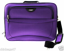 Womens Mens Executive Laptop Case Briefcase Shoulder Bag Office Bag Handbag