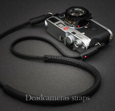 Camera Leather Shoulder/Neck Strap for Leica, Fuji & others - Deadcameras -