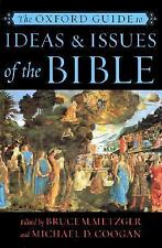 The Oxford Guide to Ideas & Issues of the Bible-ExLibrary