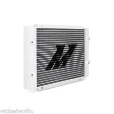 Mishimoto Universal Silver 25 Row Dual Pass Oil Cooler Free Shipping MMOC-25DP