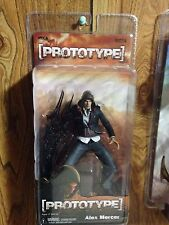 NEW NECA Action Figure Prototype Alex Mercer Model Toy Video Game Xbox FREE S&H