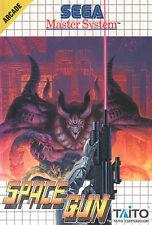 ## SEGA Master System - Space Gun - TOP / MS Spiel ##