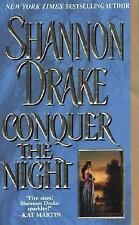 Conquer the Night by Shannon Drake (2000, Paperback) - Heather Graham Pen Name