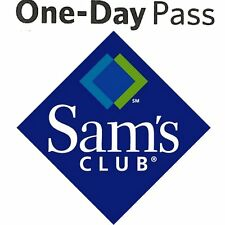 Sam's Club One-Day Pass - Visit Any Location Without Paying Membership Fees!