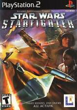 Star Wars Starfighter PS2 Playstation 2 Game Complete