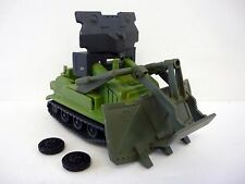 "GI JOE BOMB DISPOSAL UNIT Vintage 5"" Action Figure Vehicle 99% COMPLETE 1985"