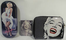 MARIYLN MONROE : WATCH CASE, MAGNET & PURSE SET (TK)