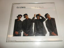 CD  CJ Lewis  ‎– R To The A